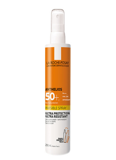 La Roche Posay La Roche Posay Anthelios Invisible Spray SPF50+ 200ml Renksiz